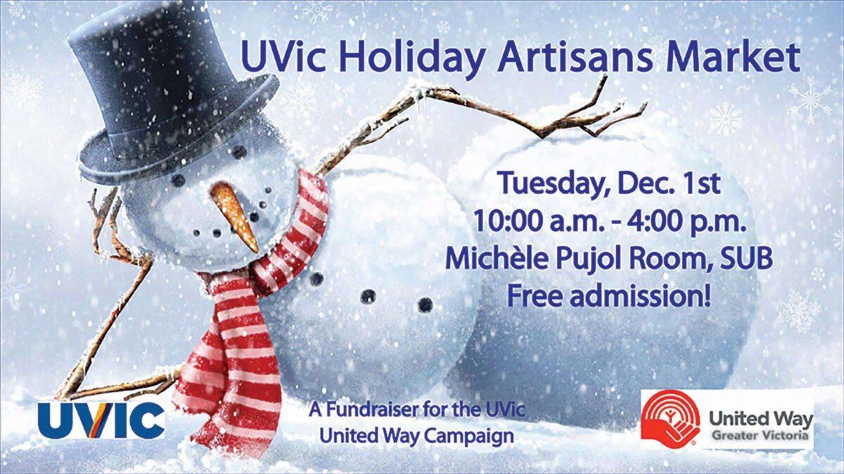 uvic craft fair image