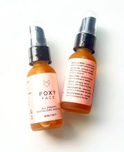 Foxy Face Oil whiffcraft canada