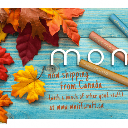 Get MONQ in Canada!