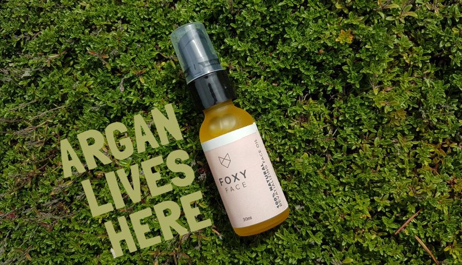 Foxy Face with Argan Oil