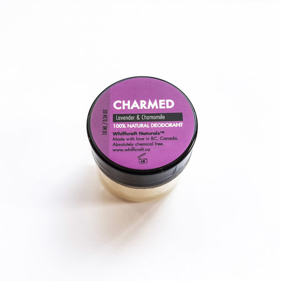 Charmed Natural Deodorant Adventure Size