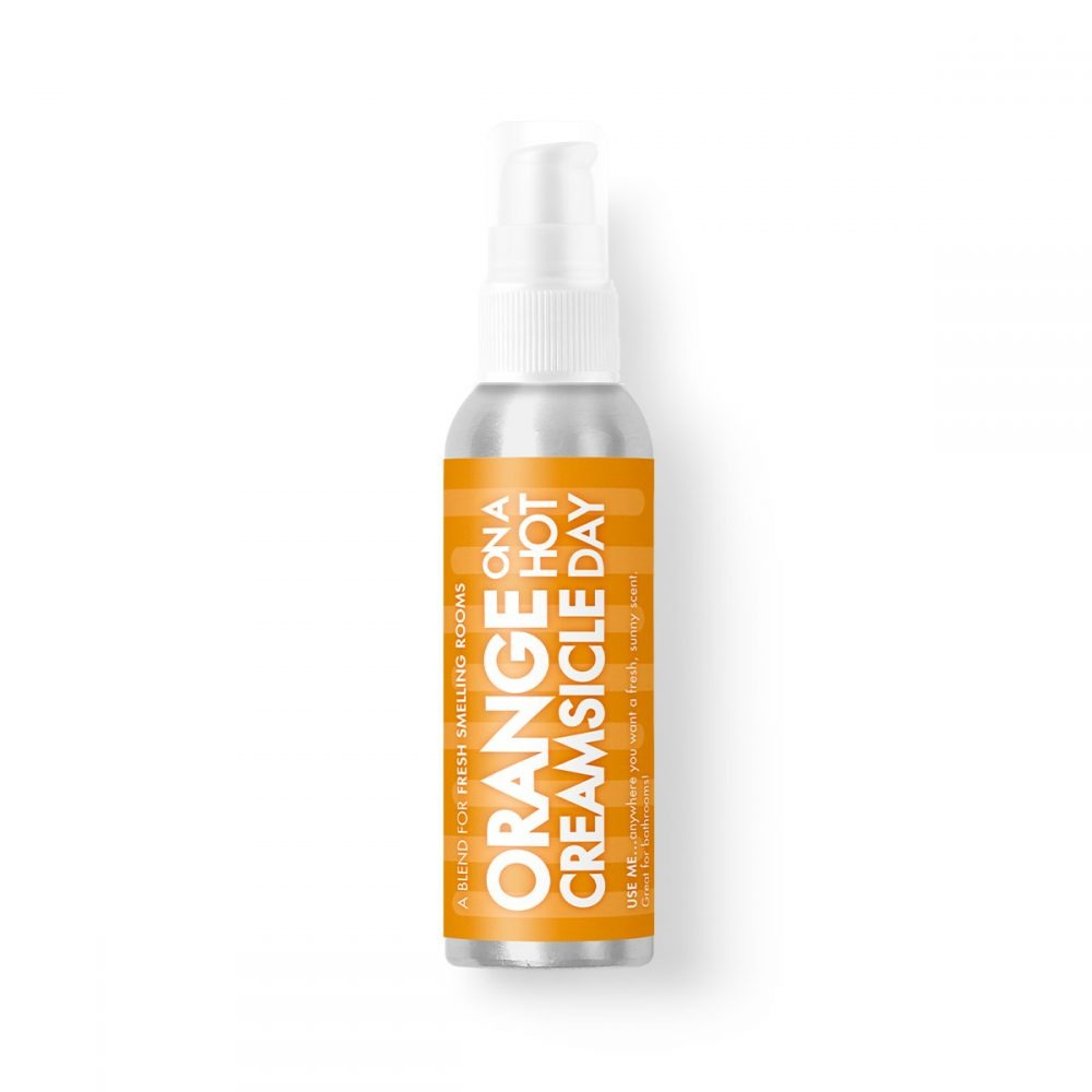 Orange Creamsicle on a hot day Essential Oil Spray