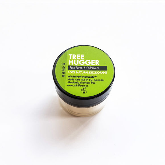 Treehugger Natural Deodorant Adventure Size