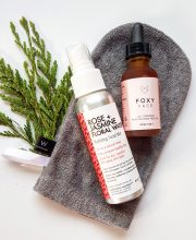 whiffcraft face care gift set
